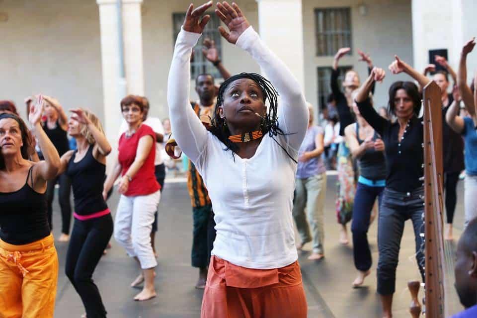 Danse africaine par Assiata Abdou